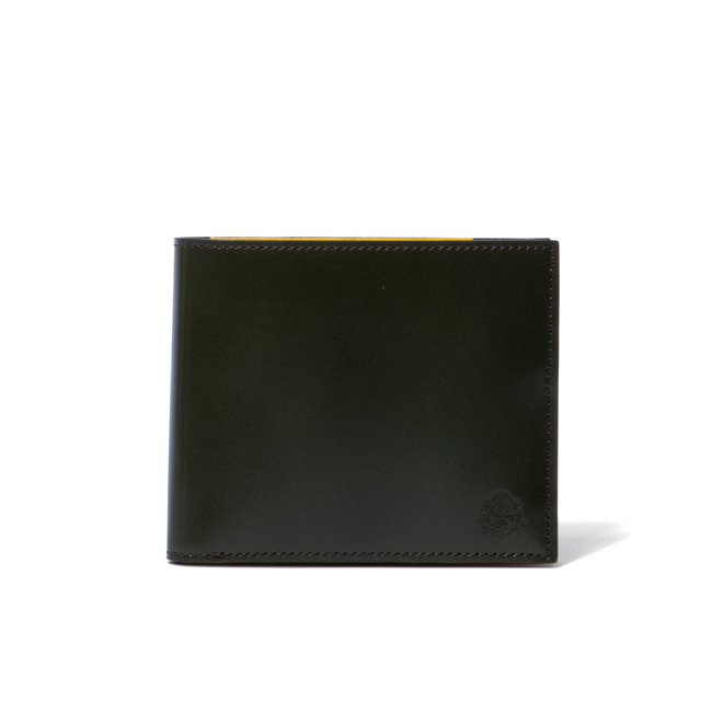小銭入れつき折り財布 イメージ画像